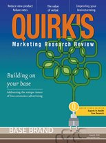Image of Quirk's Magazine Cover